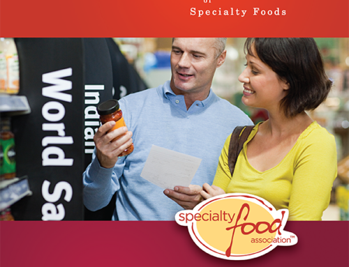 Specialty Food Association Releases Real Value Study