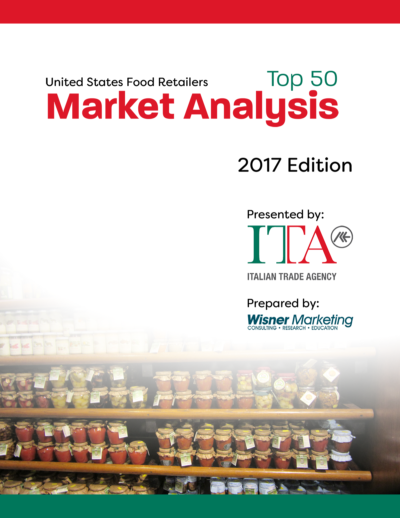 Top 50 Retailer Market Analysis