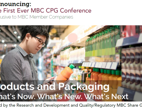 Products and Packaging: What's Now. What's New. What's Next.